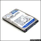 中古HDD ジャンク品 Western Digital WD7500BPVT 2.5インチ 750GB SATA 内蔵型