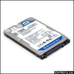 中古HDD Western Digital WD7500BPVT 2.5インチ 750GB SATA 内蔵型 9.5mm 送料無料