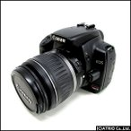 ショッピングEOS 中古 Canon デジタル一眼レフカメラ EOS Kiss デジタル X レンズキット