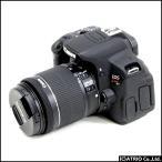 ショッピングEOS 中古 Canon デジタル一眼レフカメラ EOS Kiss X7i ダブルレンズキット