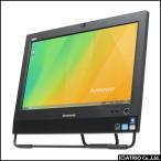 中古パソコン ジャンク品 一体型 Lenovo レノボ ThinkCentre M71z 1761-D5J Core i3 2120 2GB 160GB Windows7 DVDマルチ Office 20インチ 送料無料
