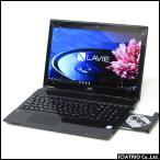 中古 美品 ノートパソコン 第7世代 SSD+HDD 新品2TB Core i3 7100U Windows10 Blu-ray NEC LAVIE NS350 Office 送料無料