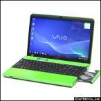 ショッピング中古 中古パソコン SONY VAIO VPCCB19FJ 新品500GB SSD+HDD Core i5 2410M Windows7 64bit ブルーレイ Office 送料無料