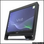 一体型PC 中古 デスクトップ SONY VAIO VPCJ117FJ Windows7 Core i3 テレビ機能 DVDマルチ フルHD Office 送料無料