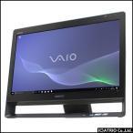 中古パソコン 一体型PC SONY VAIO VPCJ138FJ Core i5 4GB 1TB ブルーレイ Office Windows10 Windows7 21.5インチ 送料無料