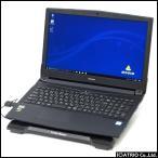 ショッピング中古 中古 ゲーミングパソコン ノートパソコン フルHD mouse m-Book MB-K685XN1-SH2-B GTX950M Core i7 7700HQ 2.8GHz 16GB SSD 256GB Windows10 Office 冷却台付