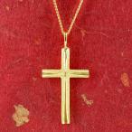 造幣局検定刻印付 24金 ネックレス 喜平 メンズ 純金 クロス 十字架 24K ペンダント ゴールド k24 メンズ キヘイチェーン 50cm 男性用 シンプル 送料無料