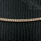 18金 ネックレス 切り売り 喜平 ネックレス イエローゴールドk18 2面カット 2.3ミリ幅 チェーン 鎖 レディース キヘイ 地金