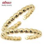 トゥリング ペアリング 結婚指輪 マリッジリング イエローゴールドk18 フリーサイズリング 指輪 ハンドメイド 結婚式 18金 ストレート カップル