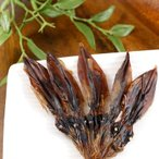日本海産 蛍烏賊燻製 ホタルイカ 山桜 燻製 プチギフト おつまみ 肴 おやつ