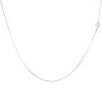 メンズ プラチナネックレス ベネチアンチェーン メンズ 45cm 地金ネックレス 男性用