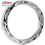 メンズジュエリー ハワイアン プラチナリング 指輪 ピ