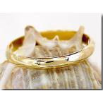 ショッピング指輪 指輪 ピンキーリング イエローゴールドk10 10金 ストレート 2.3 甲丸 シンプル 人気