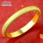 24金指輪 純金 ゴールド k24 24k メンズ シンプル リング 甲丸 ピンキーリング 地金リング 11-15号 ストレート 送料無料 人気