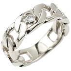 18金ペンダントトップ メンズ ネックレス 喜平 リング ダイヤモンド ホワイトゴールドk18リング 指輪 キヘイ 鎖 ダイヤ 一粒 幅広 送料無料 人気