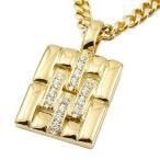 18金ペンダントトップ メンズ ネックレス 喜平 用 ダイヤモンド イエローゴールドk18 メタルバンド 時計 ダイヤ 人気 送料無料