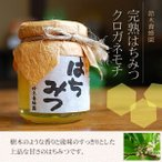 100%国産・愛知県渥美半島で採れた完熟はちみつ(クロガネモチ 170g)