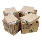 コピー用紙 A4 1箱2500枚入 リコー マイリサイクルペーパー100 インクジェットプリンタ用紙 レーザープリンタ用紙