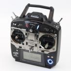 ARC011 Futaba 送受信機(プロポ)10J ヘリ用Wレシーバ T/R Set  送信機:T10J 受信機:R3008SB x2 <026362>