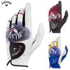 キャロウェイ Graphic Glove 19 JM ゴルフ手袋(左手用) #Callawayグラフィックグローブ19JM
