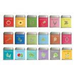 パームガーデン 小さな栽培セット【herb kit】【ハーブ 栽培キット さいばい 香草 種 花 缶 室内園芸 プチギフト】