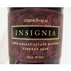 ジョセフ・フィリップ インシグニア 2006【赤ワイン/アメリカ/カリフォルニア/フルボディ/カルトワイン/aube-wine】