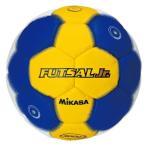 [Mikasa]ミカサソフトタイプ フットサルボール ジュニア用(FLL300WBY)(00)ホワイト/ブルー/イエロー[取寄商品]