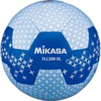 [MIKASA]ミカサフットサル検定4号球(FLL500-BL)ブルー[取寄商品]