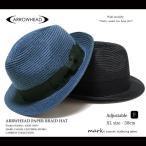 ARROWHEAD / アローヘッド ペーパーブレードハット 中折れHAT全2色 FREE フリーサイズ メンズ レディース 帽子