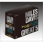 ESOTERIC - ESSS-90154-58(5枚組 MILES DAVIS GREAT 5) 【在庫有り即納】