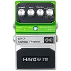 Digitech エフェクター Hard Wire SP-7 Stereo Phaser SP7 直輸入品