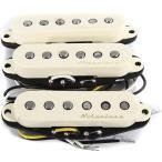 Fender Vintage Noiseless Stratocaster Pickup フェンダー ノイズレスピックアップ バルクパッケージ品 3個セット