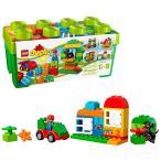 LEGO レゴ Duplo デュプロ Gro〓e Steinbox デュプロ みどりのコンテナデラックス 10572|直輸入品