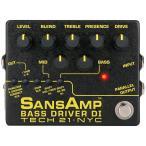 Tech21 エフェクター Sansamp Bass Driver DI V2|直輸入品|サンズアンプ