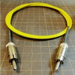 【オリジナル同軸デジタルケーブル/2.4mx1本】CXN1362 + Swichcraft/RCA 同軸デジタルケーブル MIL規格/銀コート/テフロンシールド/50Ω同軸構造