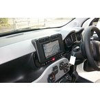 【FIAT PANDA】【2013/06〜】2DIN ナビ取付キット CANバス同梱【フィアットパンダ】【FP2-02BK-CAN】