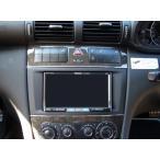メルセデス ベンツ Cクラス用2DIN取付キット 純正オーディオ付車用 MB203A2D05A pb(ピービー)