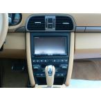 ポルシェ 911/ボクスター/ケイマン用2DIN取付キット クラリオン製HDDナビシステム車用 (ブラックパネル) PR997A2D09A pb(ピービー)