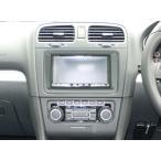 フォルクスワーゲン 多車種用2DIN取付キット 純正オーディオ・HDDナビ付車用 VWG1KA2D09A pb(ピービー)