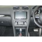 フォルクスワーゲン 多車種用アルパインBIGX専用取付キット 純正オーディオ・HDDナビ付車用 X088VWG5K09A pb(ピービー)