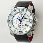 ITA 腕時計 I.T.A. Casanova Chrono ref.12.70.07<BR>アイティーエー  カサノバ・クロノ