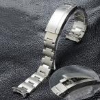腕時計用ベルト、バンド 最高級 ROLEX ロレックス 互換用 腕時計 ベルト ディープシータイプ ステンレス 取付幅 ブラッシュ仕上げ