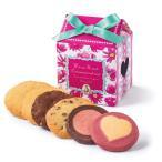 ステラおばさんのクッキー 期間限定 メッセージフラワーテントボックス/17バレンタイン クッキー ギフト 詰め合わせ プレゼント プチギフト