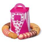ステラおばさんのクッキー 期間限定 メッセージフラワーバーレル/17バレンタイン クッキー ギフト 詰め合わせ プレゼント プチギフト