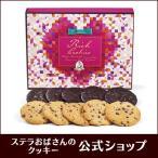 ステラおばさんのクッキー リッチチョコクッキー(M)/19バレンタインフェア 手提げ袋S付き 小分け バレンタイン プレゼントギフト 贈り物 お菓子 スイーツ