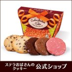 ステラおばさんのクッキー クッキーチョコセレクト(S)/19バレンタインフェア 手提げ袋SS付き 小分け バレンタイン プレゼントギフト 贈り物 お菓子 スイーツ