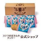 クッキー 詰め合わせ ギフト 焼き菓子 お菓子 プレゼント プチギフト ステラおばさんのクッキー 2枚入り10個パック(チョコレートチップ/WD)個包装