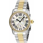 腕時計 インヴィクタ インビクタ レディース Invicta Women's Angel Quartz Chrono 100m Two Tone Stainless Steel Watch 28471