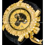 腕時計 インヴィクタ インビクタ メンズ Invicta Men Marvel Quartz Chrono 200m Stainless Steel/Black Silicone Watch 26788