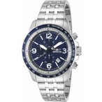 腕時計 インヴィクタ インビクタ メンズ Invicta Men's 13961 Specialty Quartz Chronograph 100m Stainless Steel Watch